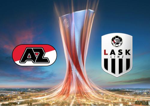 AZ vs LASK -Highlights 20 February 2020