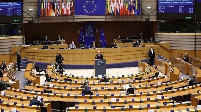 El Parlamento Europeo votará este jueves una resolución de condena por la utilización de menores por parte de Marruecos para presionar políticamente a España.