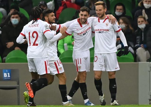 Sevilla FC Champions
