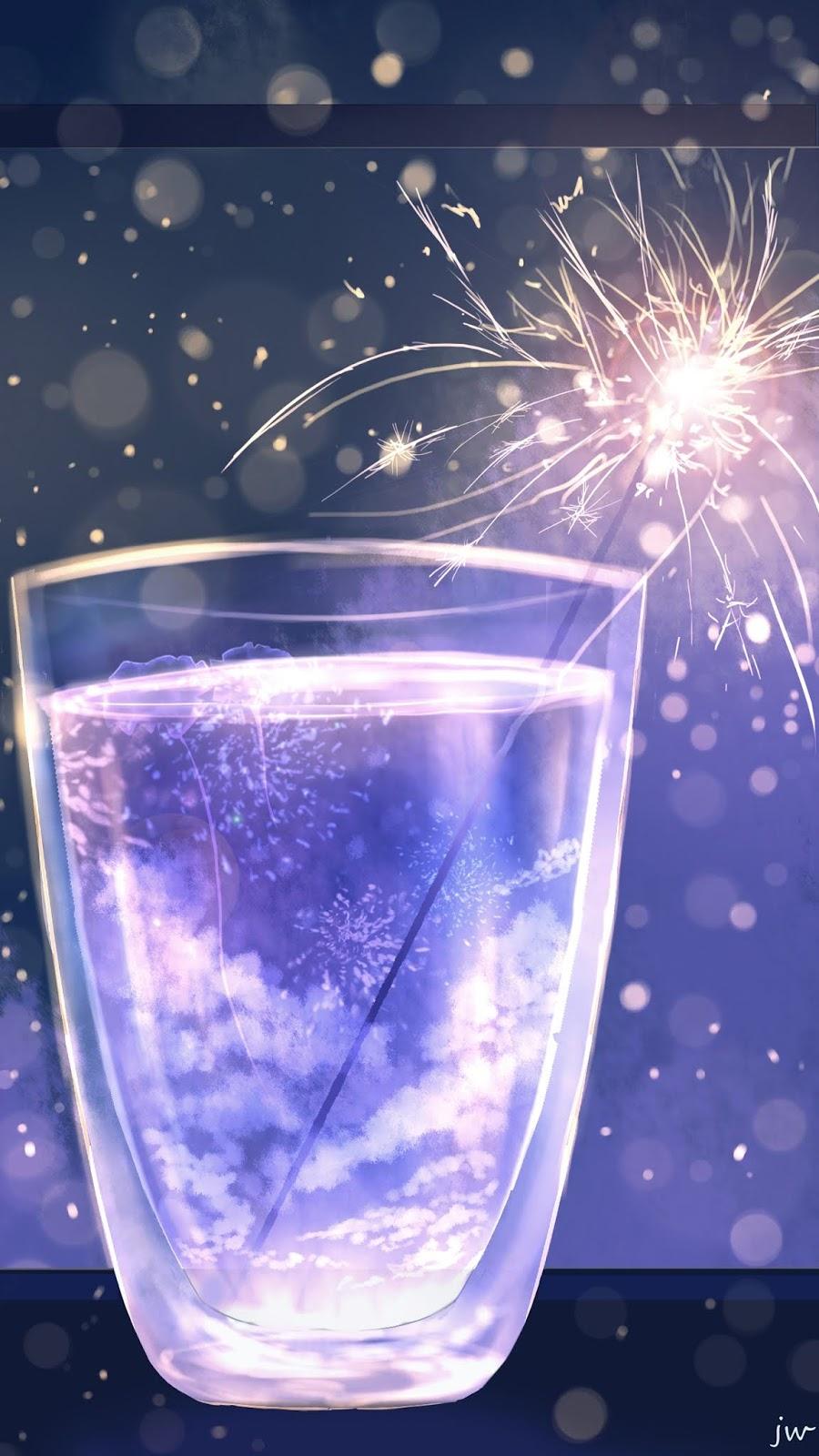Fireworks drink