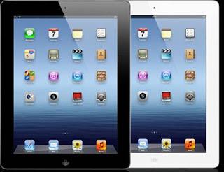 O modelo atual do iPad tem 9,7 polegadas e tela com alta definição