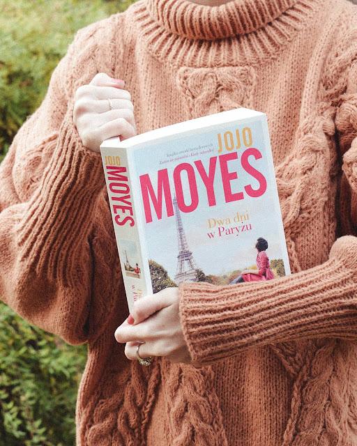 """#271 """"Dwa dni w Paryżu"""" - Jojo Moyes"""