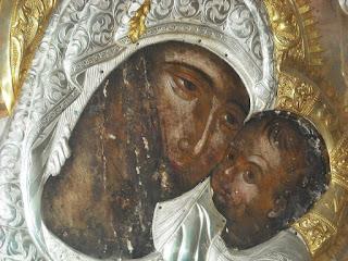 Υποδοχή της Ιεράς Εικόνας της Παναγίας της Δημιοβίτισσας