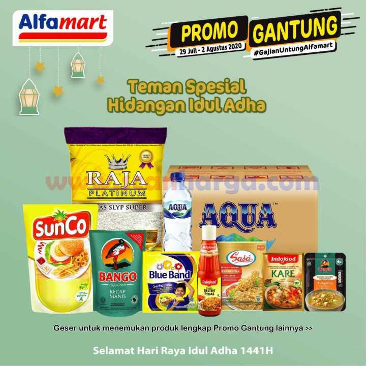 Promo Alfamart Gajian Untung (Gantung) Periode 29 Juli - 2 Agustus 2020