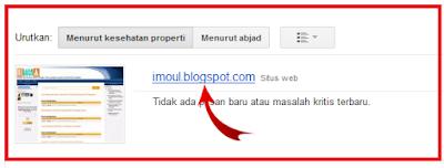 Memasukan Peta Situs Ke Google Indeks