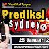 Prediksi Togel Sydney 25 Januari 2021