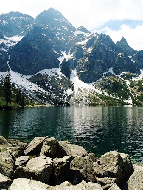 Szlaki w Tatrach dla początkujących