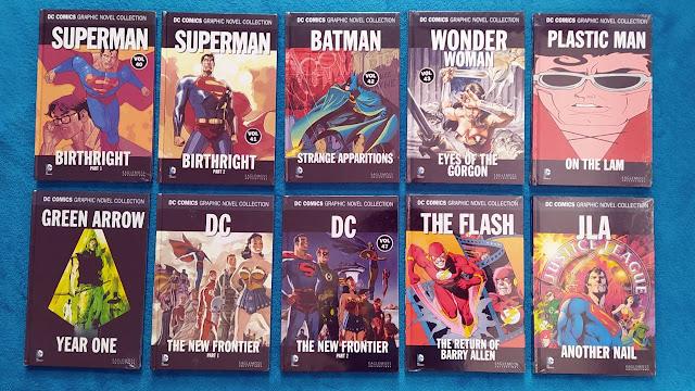 Eaglemoss DC Comic Collection Vol 40 - 49
