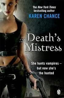 Death's Mistress – Karen Chance