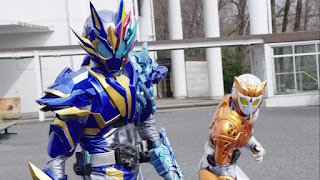Kamen Rider Zero-One - 33 Subtitle Indonesia and English