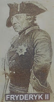 Fryderyk II Wielki (niem. Friedrich II von Hohenzollern).