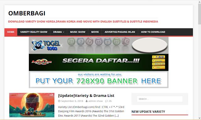 Situs Omberbagi.com