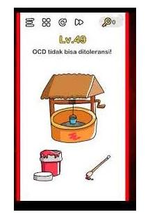 OCD Tidak Bisa Ditoleransi Brain Out, langsung jawab begini