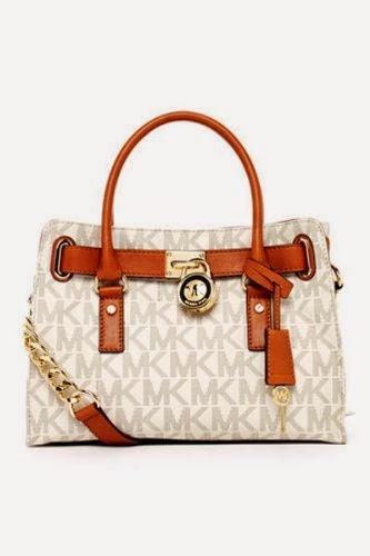 Knowing About Michael Kors Hamilton Mk Logo Satchel Bag