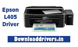 Download Epson L405 printer & scanner driver for Windows and MAC