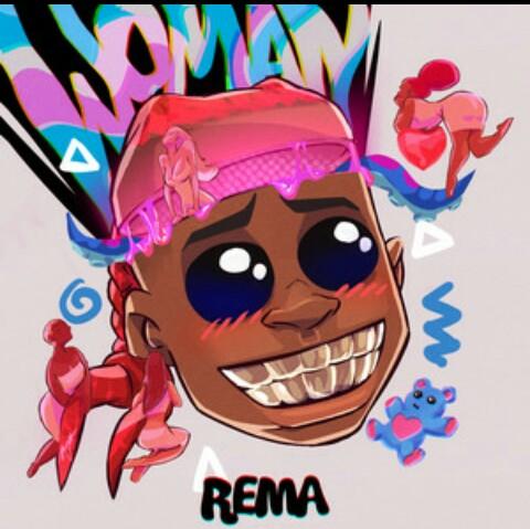 Rema - Woman - Mp3 Download