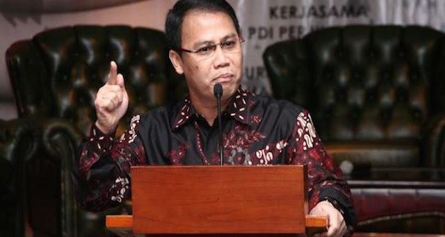 Dipolisikan, Ini Pembelaan Ahmad Basarah Sebut Soeharto Guru Korupsi, Siap Diadu
