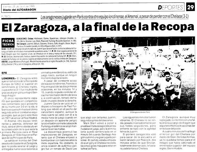 Alto Aragón Zaragoza Final