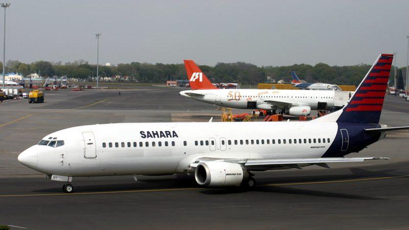جيت إير صحرا Jet Air Sahara