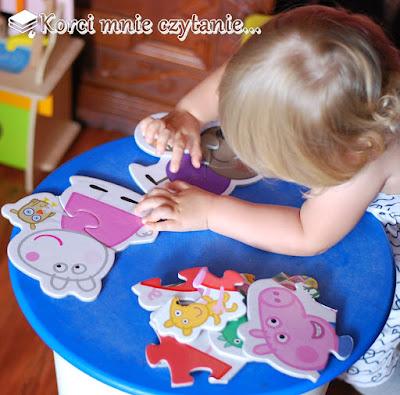 """""""Baby. Peppa Pig. Moje pierwsze puzzle"""""""
