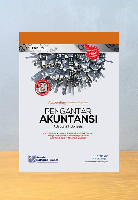 PENGANTAR AKUNTANSI: ADAPTASI INDONESIA EDISI 25