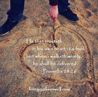 Proverbs 28:26