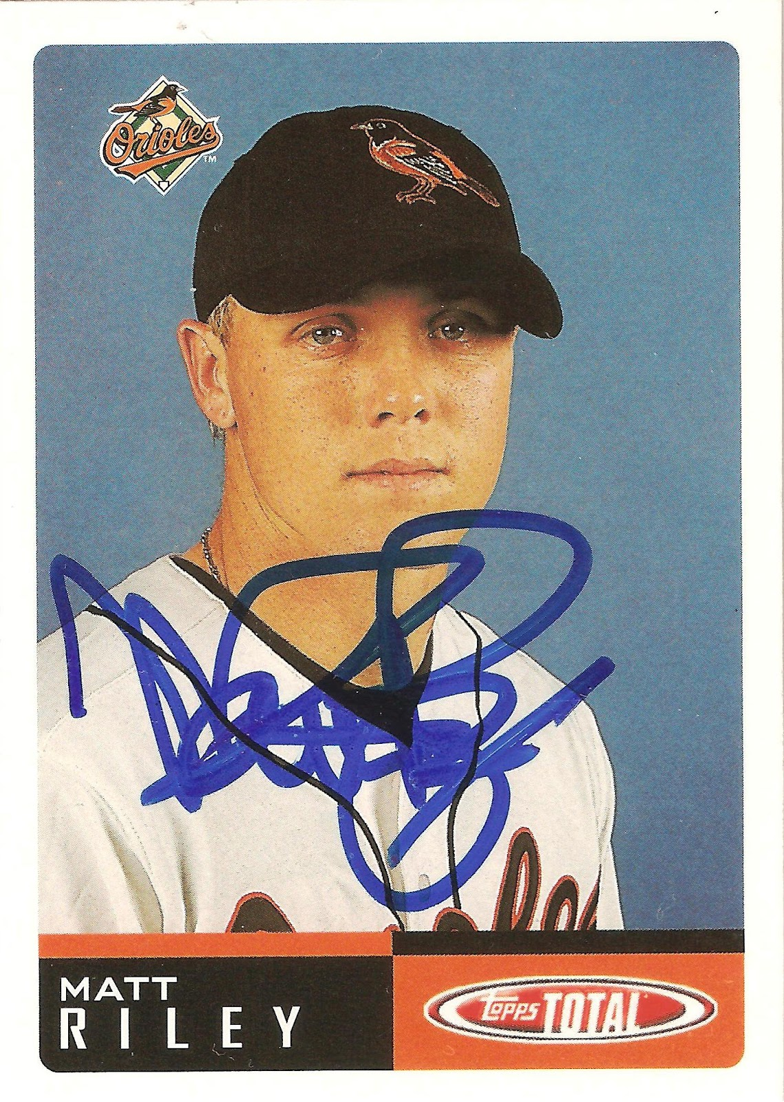Matt Bean Mattbean1: The Great Orioles Autograph Project: 1999 Orioles Debuts