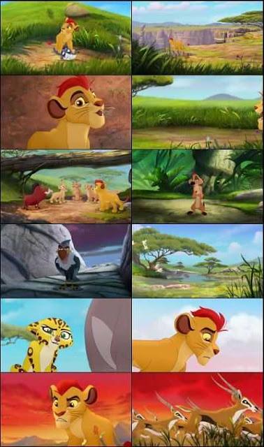 The Lion Guard Return Of The Roar (2015) [Hindi - English]