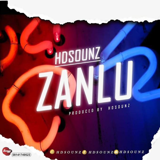 [Freebeat] ZANLU - PROD HDSOUNZ