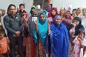 Wakil Fraksi FKS Jeneponto Sumbang Gajinya Ditengah Pandemi Covid-19 Untuk Warga Miskin