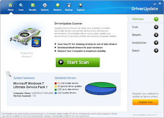 Driver Updater Universal PC Softwares
