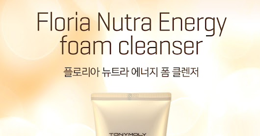 Nutra Energy Foam Cleanser de Tony Moly Review