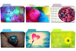 Cara Simple Memberi Icon di Folder dengan Gambar 14