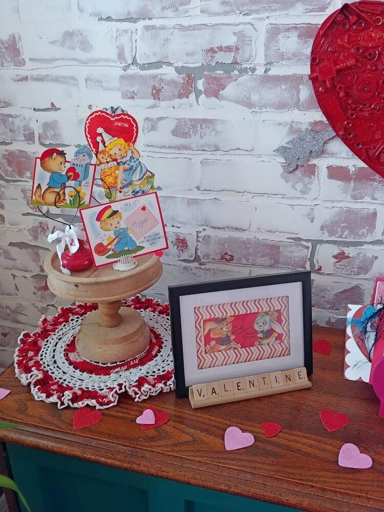 Valentine Decor Tour