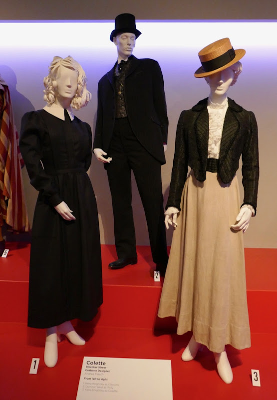 Colette movie costumes