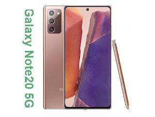 سامسونج جالاكسي نوت20 Samsung Galaxy Note20 5G