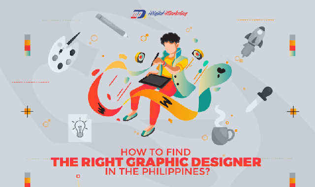 How to Find the Right Graphic Designer in the Philippines? #infographic