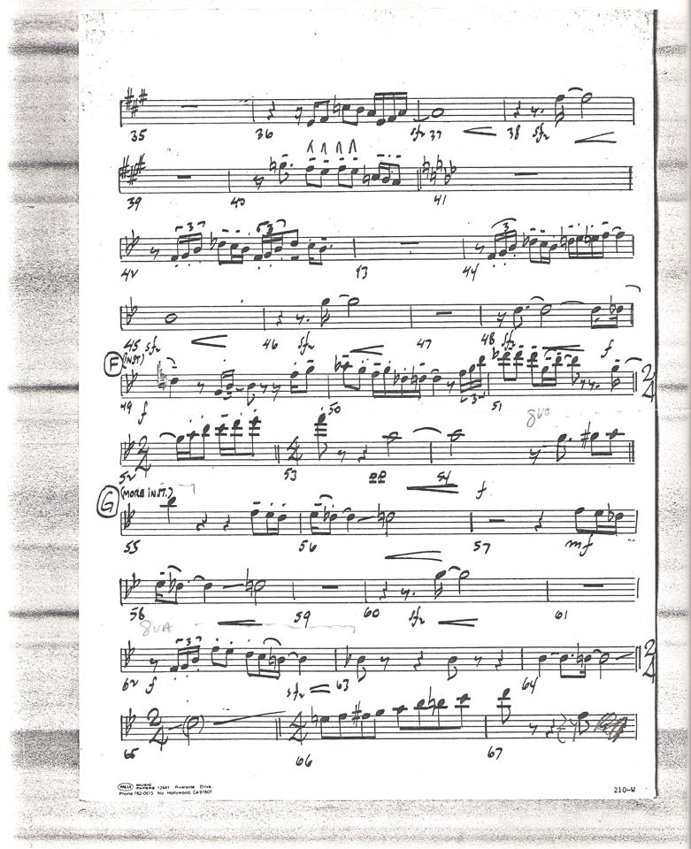 Kids From Fame Media: Lay Back And Be Cool - Trumpet Sheet Music