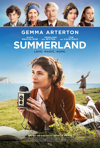 Summerland (BRRip 720p Ingles Subtitulada) (2020)