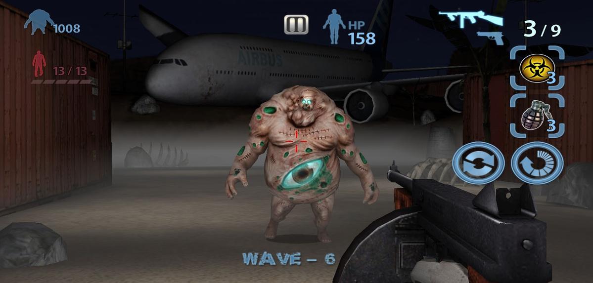 تحميل لعبة Zombie Hunter King  اخر اصدار للأندرويد
