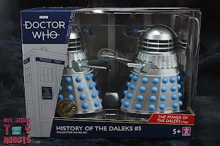 History of the Daleks #05 Box 01