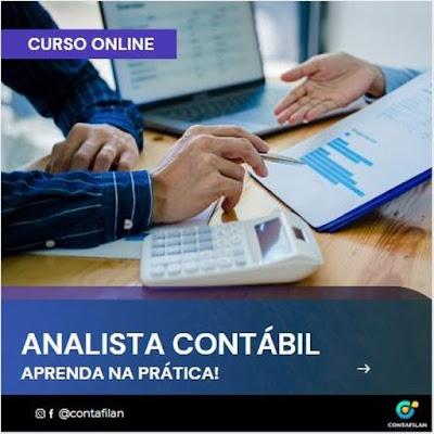 Curso Online de Analista Contábil
