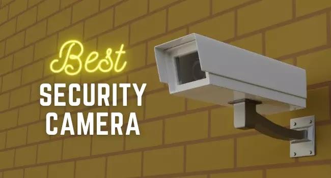 Best Indoor Outdoor Security Camera For Home & Office