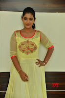 Teja Reddy in Anarkali Dress at Javed Habib Salon launch ~  Exclusive Galleries 031.jpg