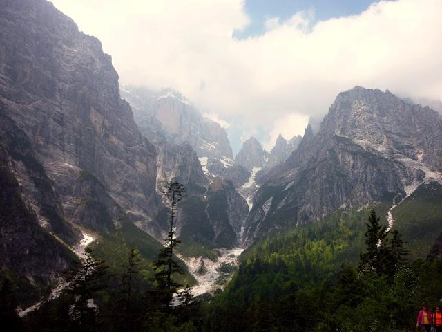 rifugio pradel montanara croz dell'altissimo molveno escursione
