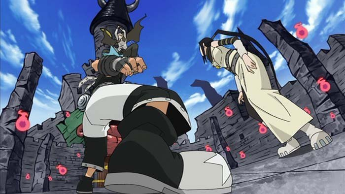 Review Anime Soul Eater