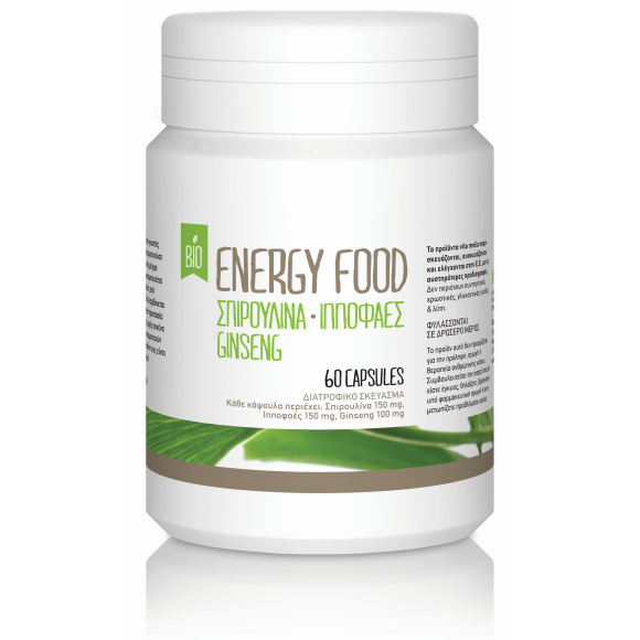 Energy Food (60caps/400mg)