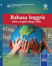 Buku bahasa Inggris Siswa Kelas 7 k13 2017