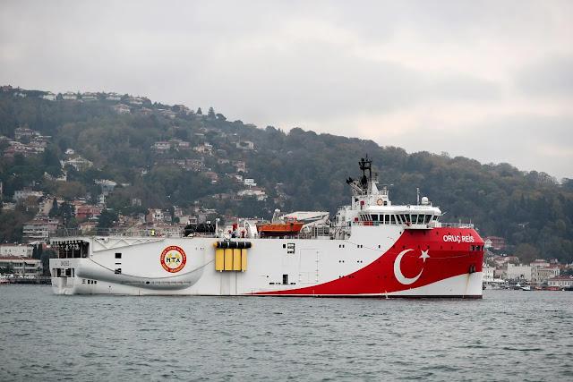 Βρετανία για Ανατολική Μεσόγειο: Να ληφθεί υπόψη το Δίκαιο της Θάλασσας