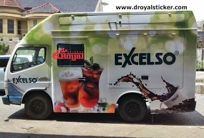 branding mobil truck